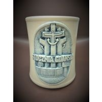 Kubek ceramiczny Stocznia Gdańska i Trzy Krzyże