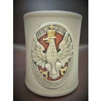 Kubek ceramiczny 100-lecie odzyskania niepodległości