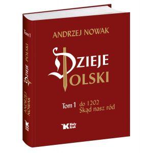 Dzieje Polski Tom 1