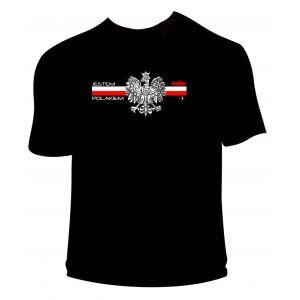 Koszulka bawełniana czarna